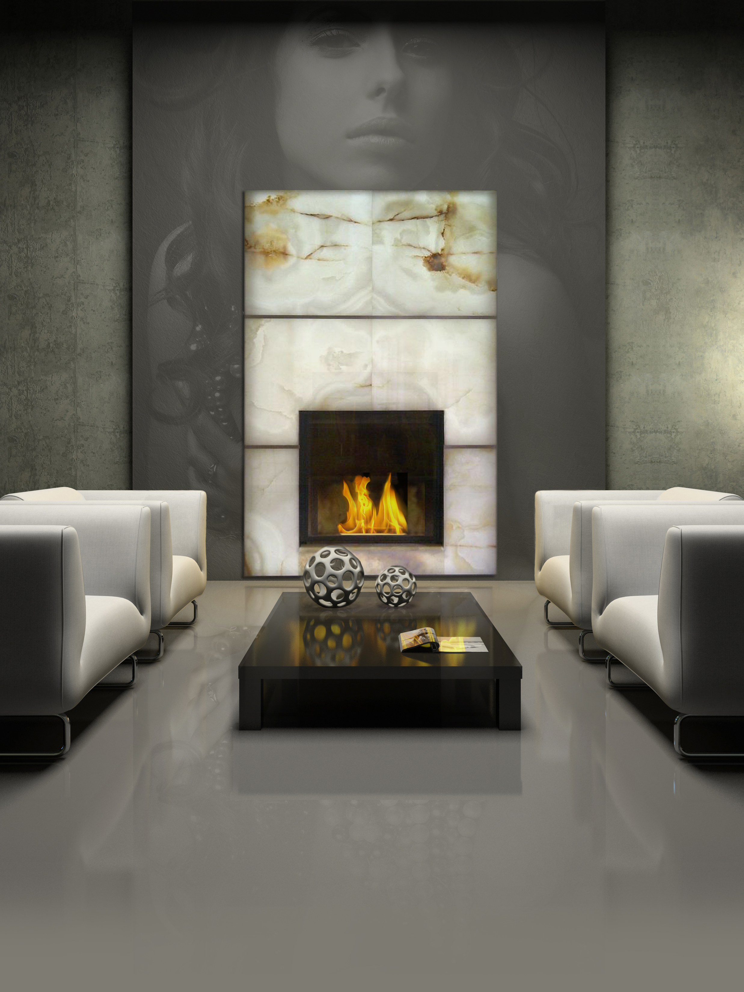 onyx fireplace facings and mantels york fabrica toronto ontario