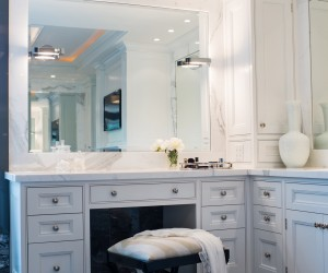 Calacatta Bathroom Vanity