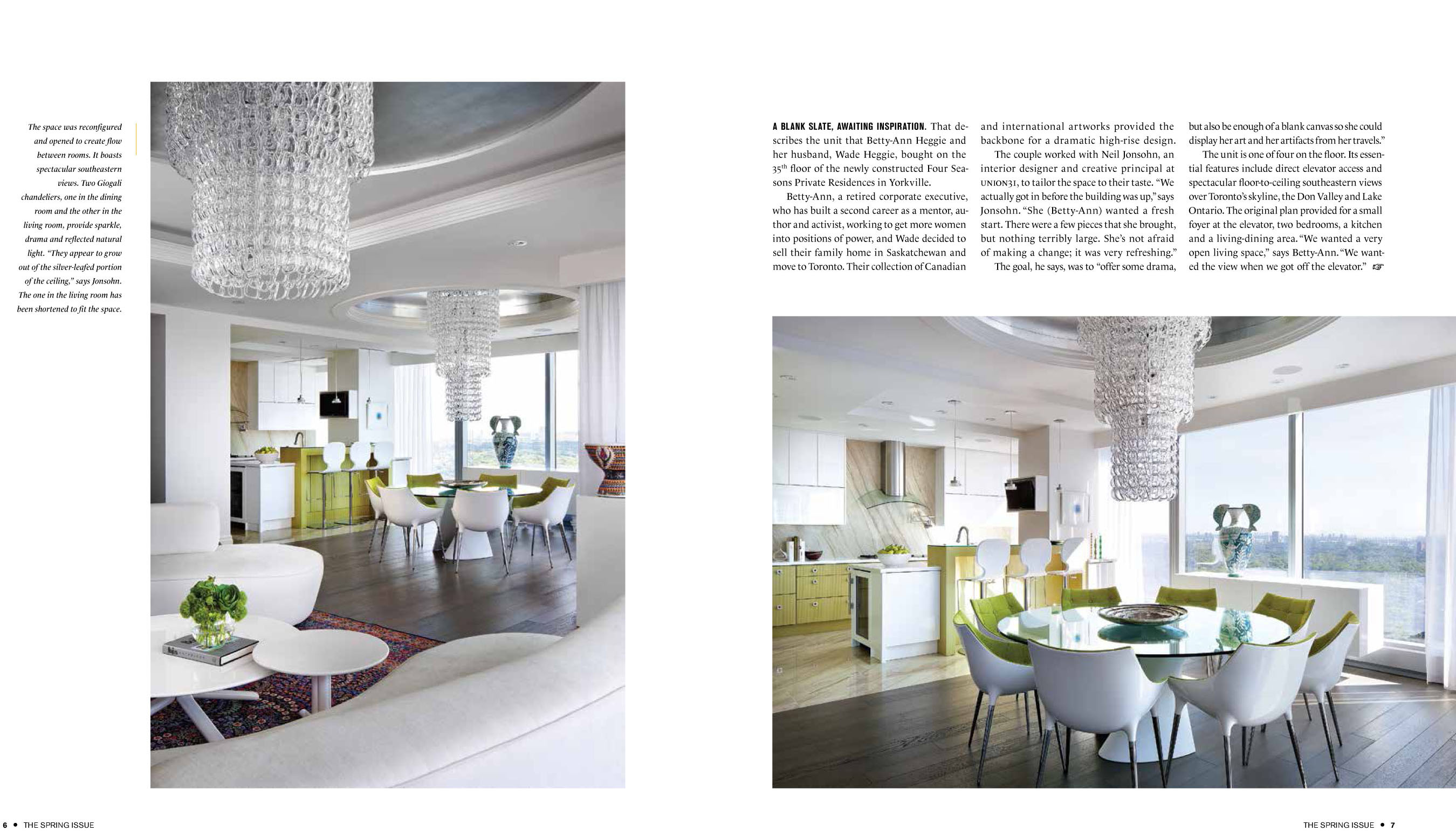 TorontoHome - Kitchens 2014 - Cover