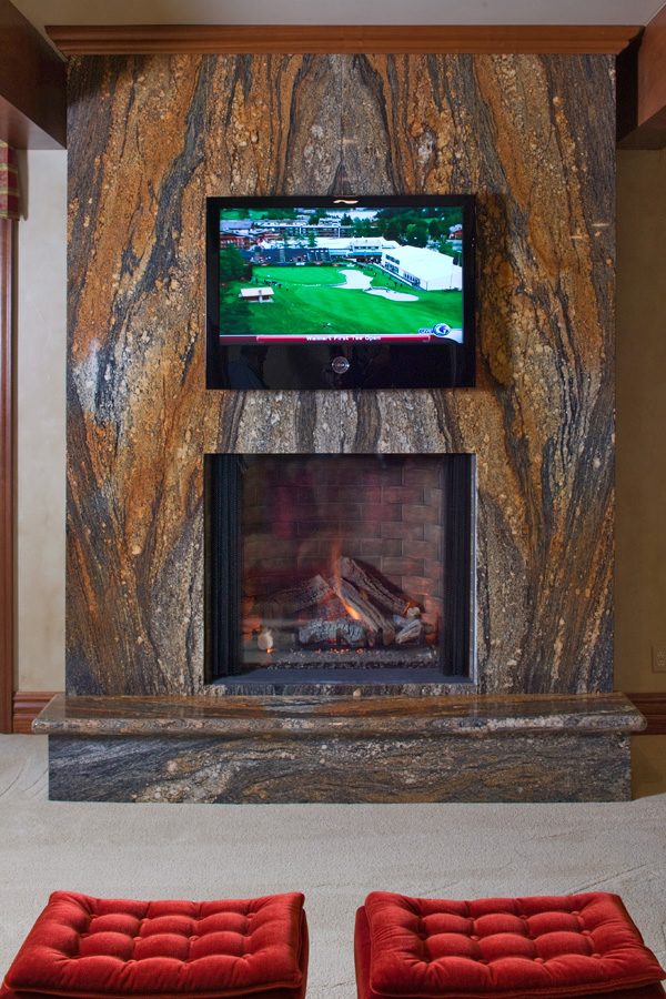 Granite Fireplace Facings And Mantels York Fabrica
