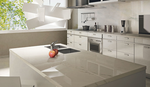 Porcelain Kitchen countertops