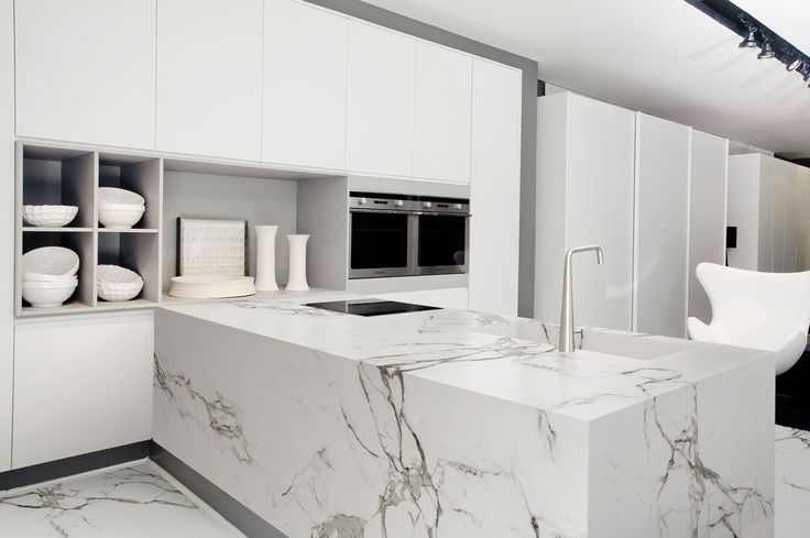 Dekton Porcelain Countertop for Kitchens Renovation