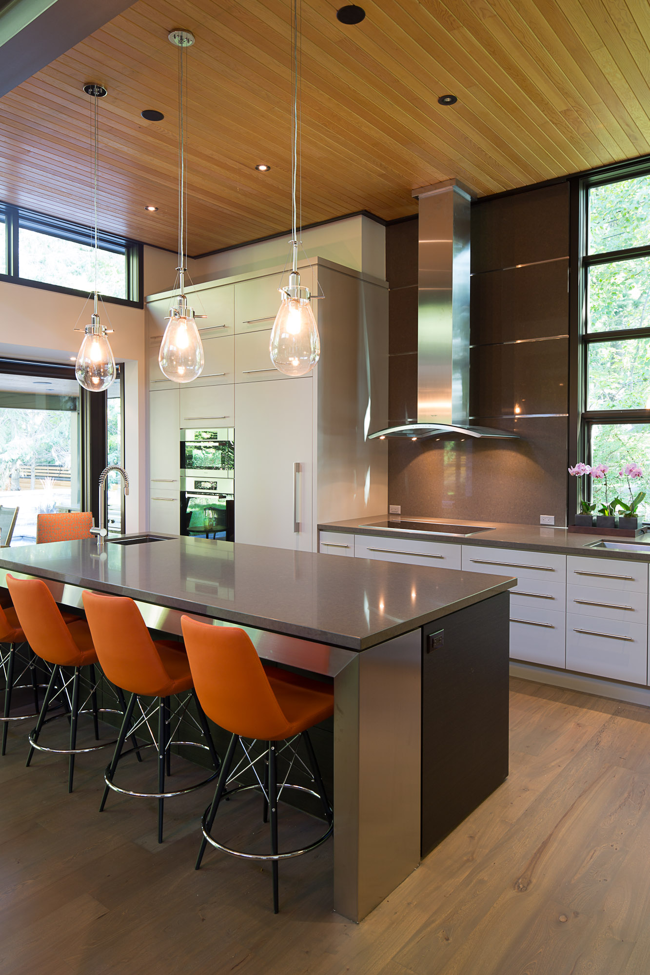 David Small Designs – Quartz Kitchen Countertop